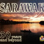 Book - Sarawak 30th Anniversary of Independence within Malaysia, 1993