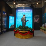 Exhibition Hall of Development Exhibition in conjunction with Sarawak 45th Anniversary of Independence within Malaysia, 2008