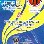 Programme Book - Public ICT Conference, 19-20 September, 2005