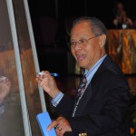 Sarawak's 4th IQC, Speaker Dr. Cesar Mercado (Philippines), 22-24 October 2007