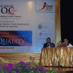 Sarawak's 4th International Quality Congress (IQC), 22-24 October 2007