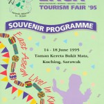 Souvenir Programme - BIMP EAGA Tourism Fair,  14-18 June 1995