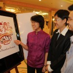 Prize Giving Ceremony - Winners of the Yayasan Perpaduan Sarawak Logo Design Competition, 2011