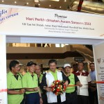 Civil Service Day Exhibition at Plaza Merdeka, 2013